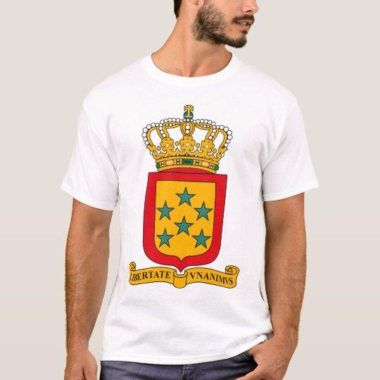 Netherland Antilles Coat of Arms T-shirt