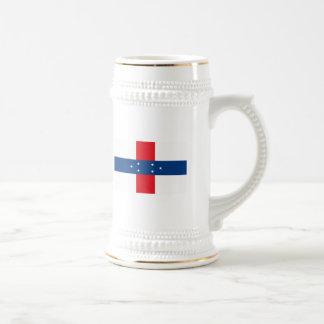 Netherland Antilles Flag Mug