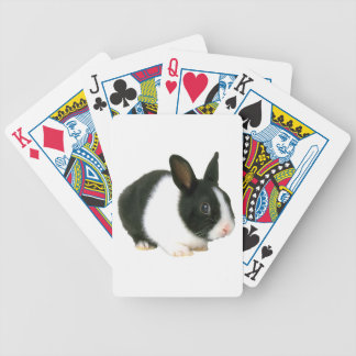 Netherland Dwarf Bunny Rabbit Playing Cards