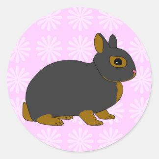 Netherland Dwarf Rabbit Stickers