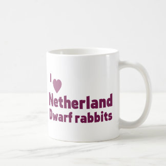 Netherland Dwarf rabbits Coffee Mug