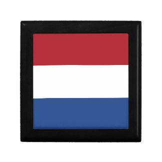 Netherland Holland Patriotic Pattern Gift Box