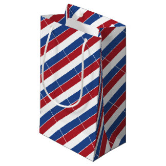 Netherland Holland Patriotic Pattern Small Gift Bag