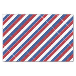 Netherland Holland Patriotic Pattern Tissue Paper