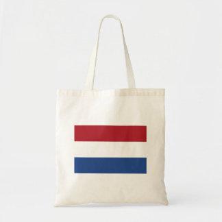 Netherland Holland Patriotic Pattern Tote Bag