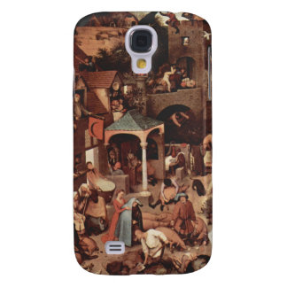 Netherland Proverbs - 1559 Samsung Galaxy S4 Covers