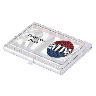 Netherlands #1 business card case