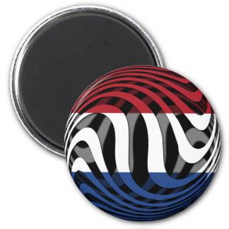 Netherlands #1 magnet