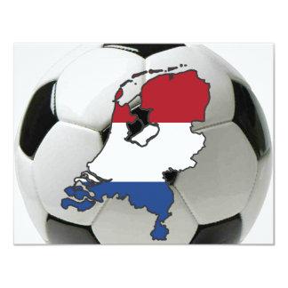 Netherlands 2010 card