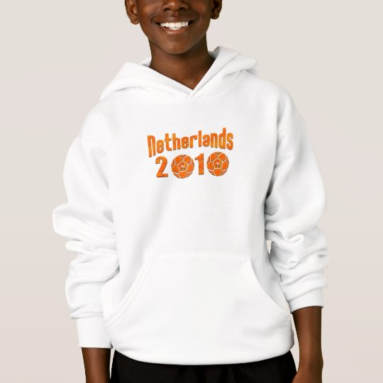 Netherlands 2010 Soccer Football gifts Hoodie