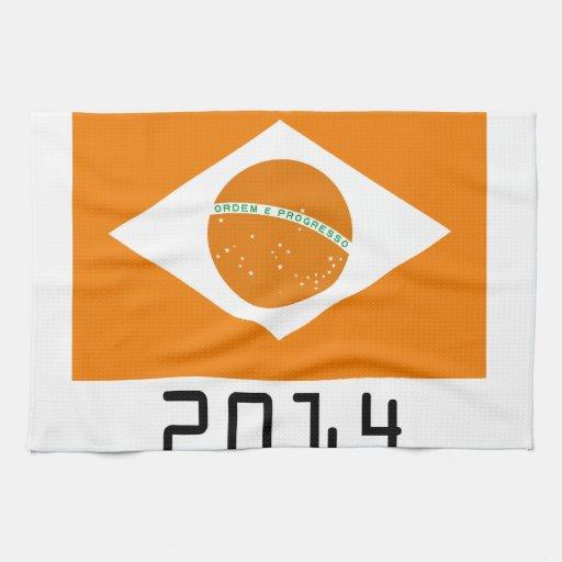 netherlands 2014 toalla de cocina