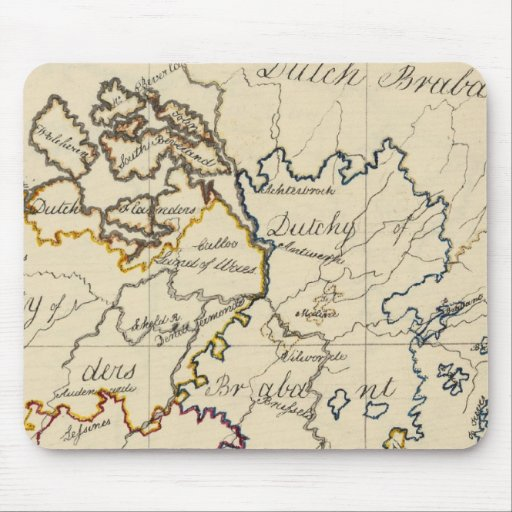 Netherlands 3 mouse pad
