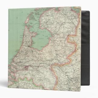 Netherlands 3 Ring Binder