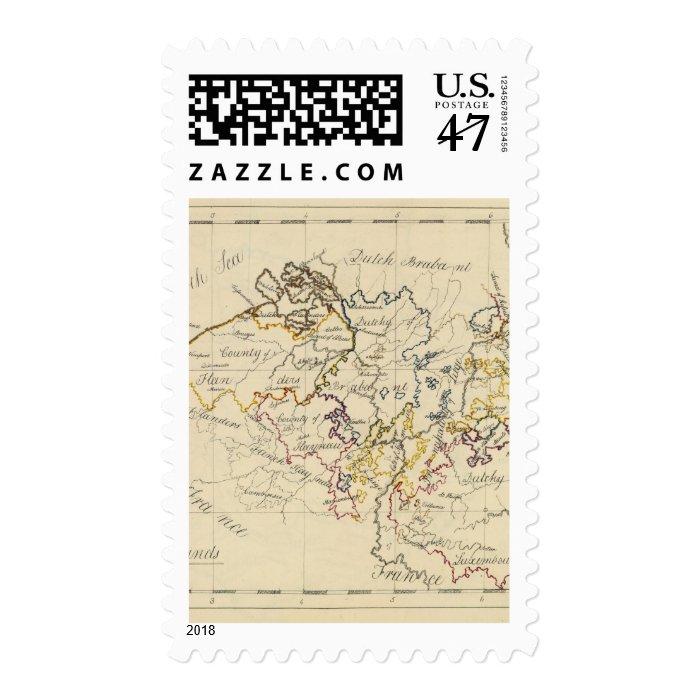Netherlands 3 stamp
