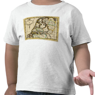 Netherlands 4 t shirts