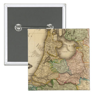 Netherlands 5 pinback button