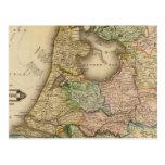 Netherlands 5 post cards