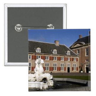 Netherlands (aka Holland), Apeldoorn near 2 Inch Square Button