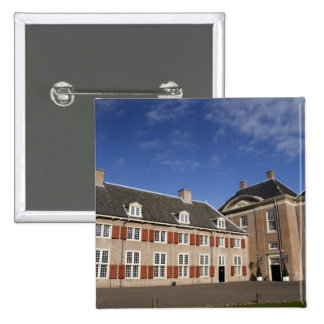 Netherlands (aka Holland), Apeldoorn near 3 2 Inch Square Button