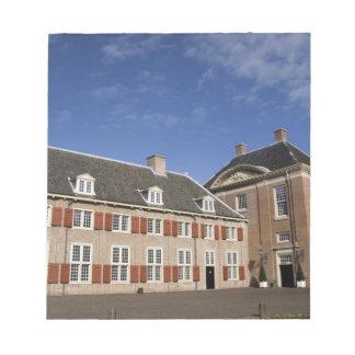 Netherlands (aka Holland), Apeldoorn near 3 Notepad