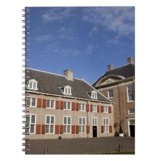 Netherlands (aka Holland), Apeldoorn near 3 Spiral Notebook
