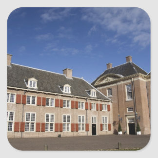Netherlands (aka Holland), Apeldoorn near 3 Square Sticker