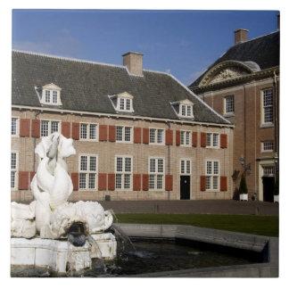 Netherlands (aka Holland), Apeldoorn near Large Square Tile
