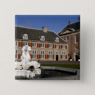 Netherlands (aka Holland), Apeldoorn near Pinback Button