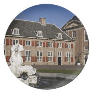 Netherlands (aka Holland), Apeldoorn near Plate