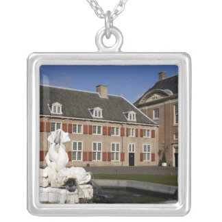 Netherlands (aka Holland), Apeldoorn near Silver Plated Necklace