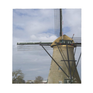 Netherlands (aka Holland), Kinderdijk. 19 Scratch Pad