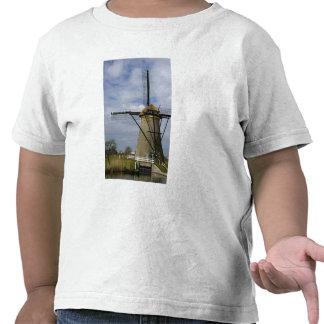 Netherlands (aka Holland), Kinderdijk. 19 Tee Shirt