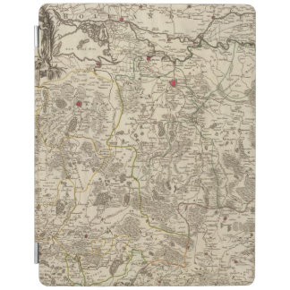 Netherlands and Belgium 3 iPad Cover