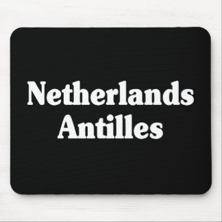 Netherlands Antilles Classic Style Mouse Pad