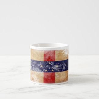Netherlands Antilles Flag Espresso Cup