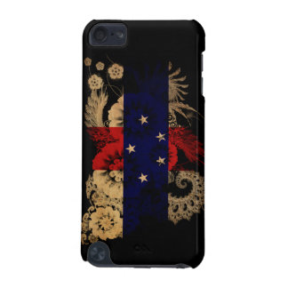 Netherlands Antilles Flag iPod Touch (5th Generation) Case