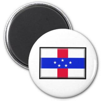 Netherlands Antilles Flag Magnets
