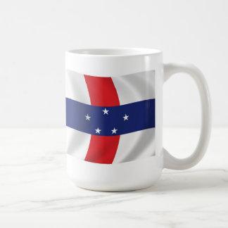 Netherlands Antilles Flag Mug