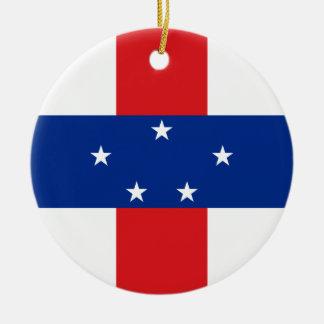 Netherlands Antilles Flag Ornament