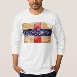 Netherlands Antilles Flag T-Shirt