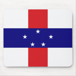 Netherlands Antilles Mouse Pad