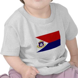Netherlands Antilles St Maarten Flag T-shirt