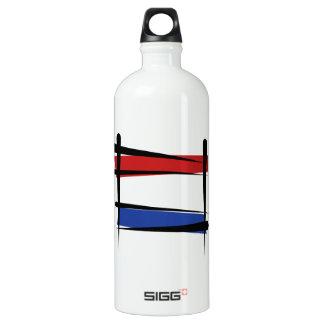 Netherlands Brush Flag SIGG Traveler 1.0L Water Bottle
