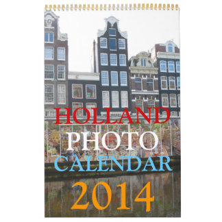 Netherlands Calendar 2014