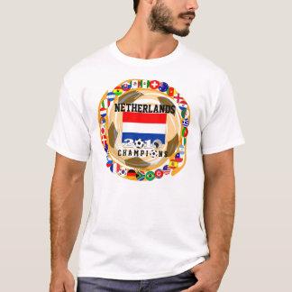 Netherlands Champions World Cup 2010 T-Shirt 2