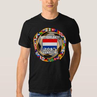 Netherlands Champions World Cup 2010 T-Shirt 4