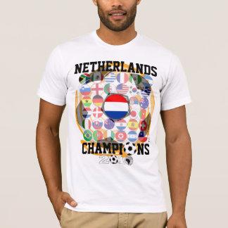 Netherlands Champions World Cups 2010 T-Shirt 1