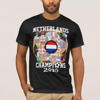 Netherlands Champions World Cups 2010 T-Shirt 5