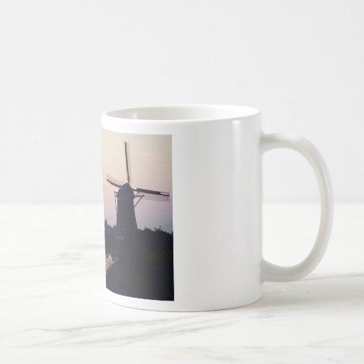 Netherlands Classic White Coffee Mug