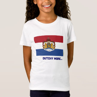 Netherlands Coat Of Arms  DUTCHY MORE Kids Apparel T-Shirt